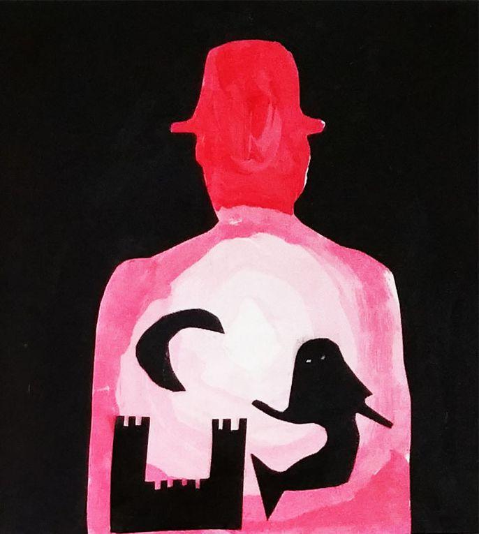 À la manière de Magritte