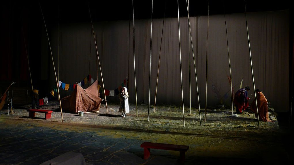This play was directed by Oriol Broggi in National Theatre of Barcelona.