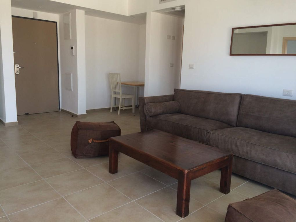 new apartment of 3 rooms for rent in Tel Aviv center near beach, near attractions, in florentine neve tsedek