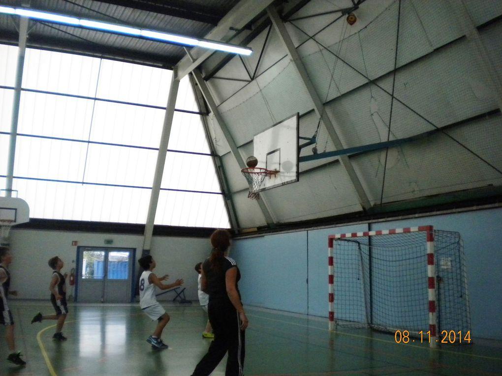 2014-11-08 Match Benjamins contre Montbazon