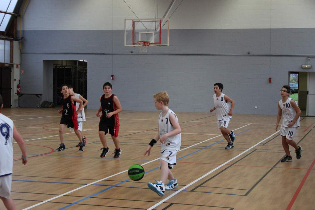2014-11-22 Match benjamins contre Chinon