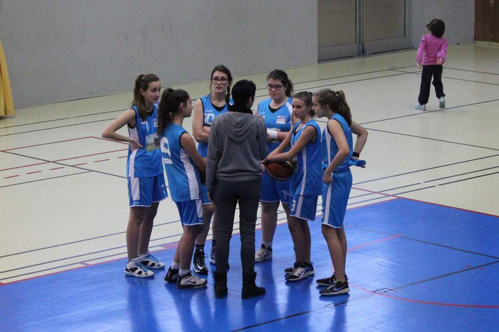 2015-01-31 Match Cadettes contre Amboise