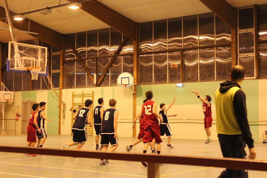 2015-02-21 Match des Cadets contre Ile Bouchard
