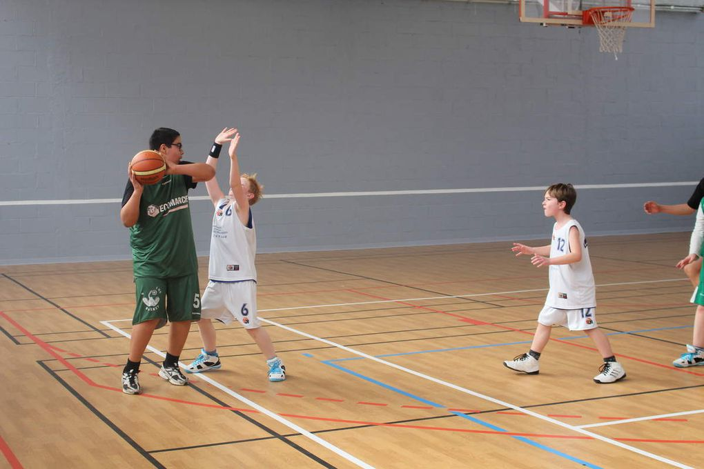 2015-01-21 Match Benjamins contre St Branch
