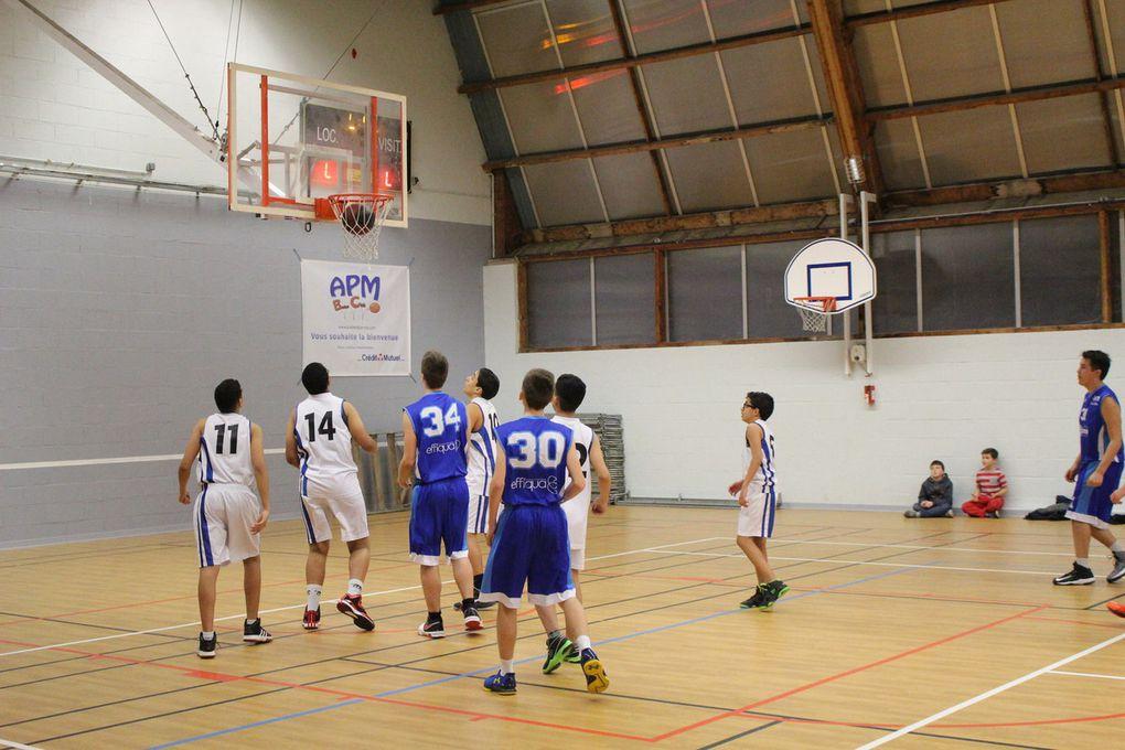 2015-12-05 Match des Cadets contre ASPTT Orléans