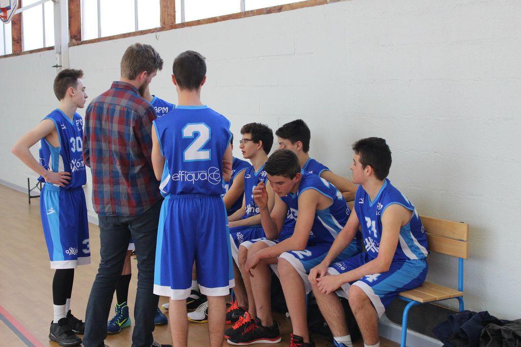 2016-03-19 Cadets contre L'Ile Bouchard