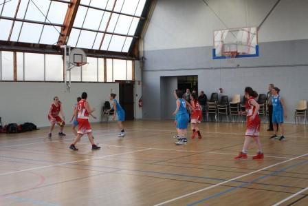Match des seniors contre Avoine le 02-04-2016