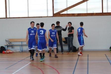 2016-04-30 Match des cadets contre Bourges