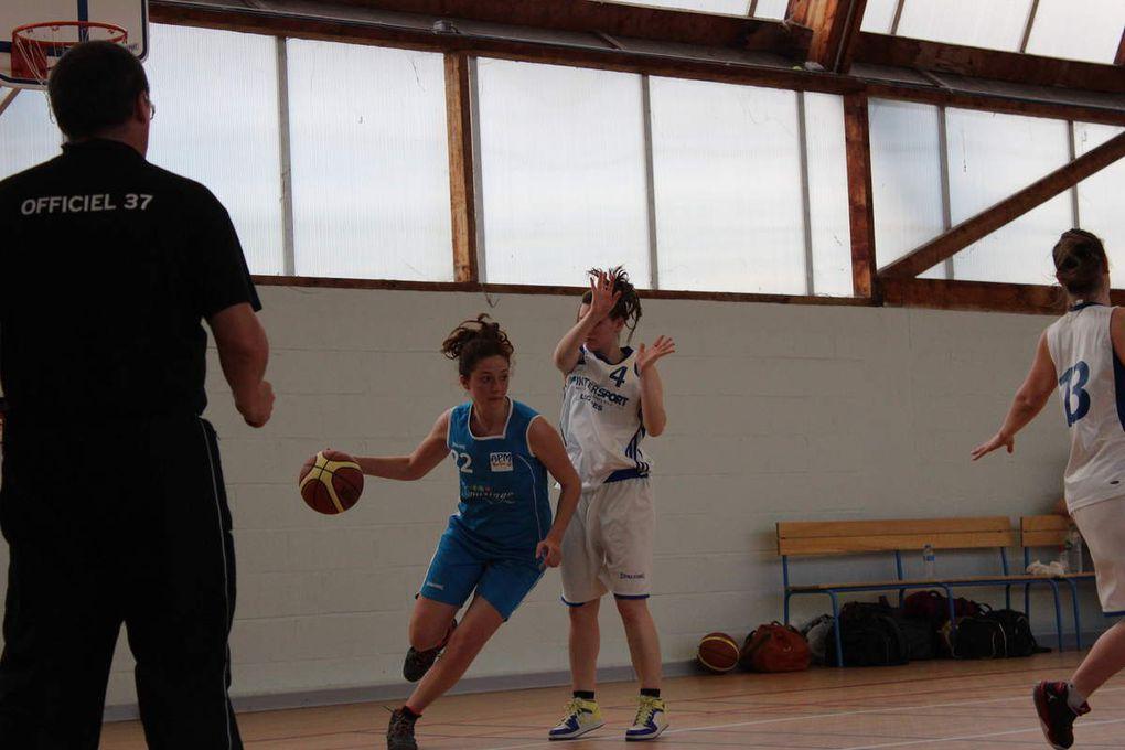 2016-05-07 Séniors filles contre Loches