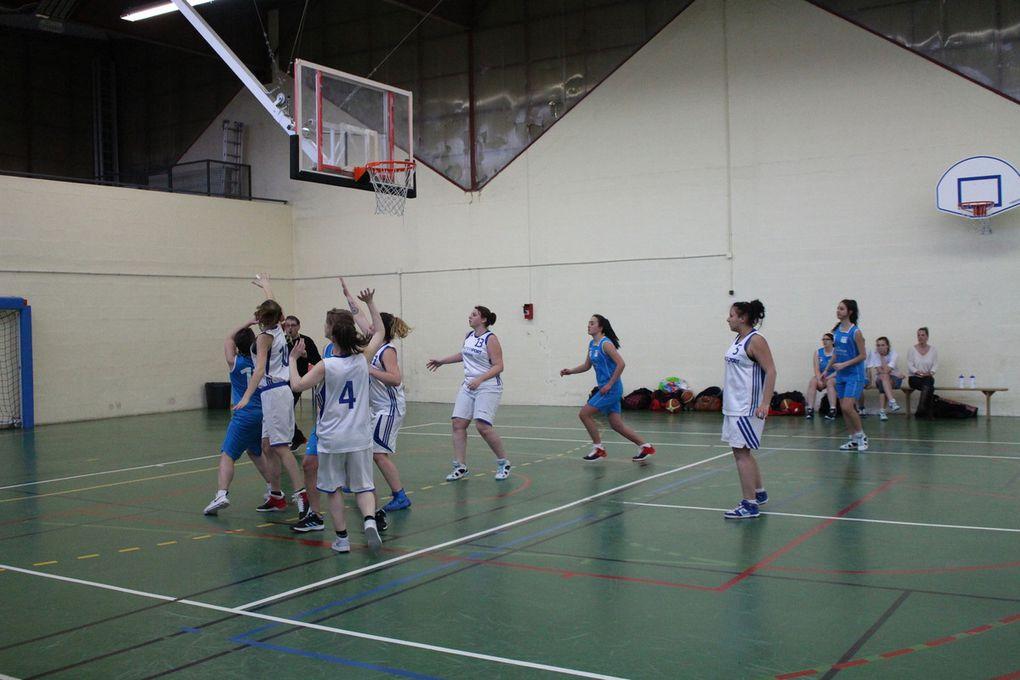 4/03/ seniors filles VS Ligueil