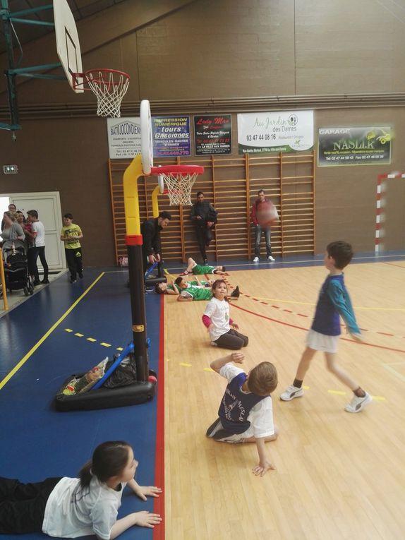 25/03/ plateau baby basket à La Ville aux Dames