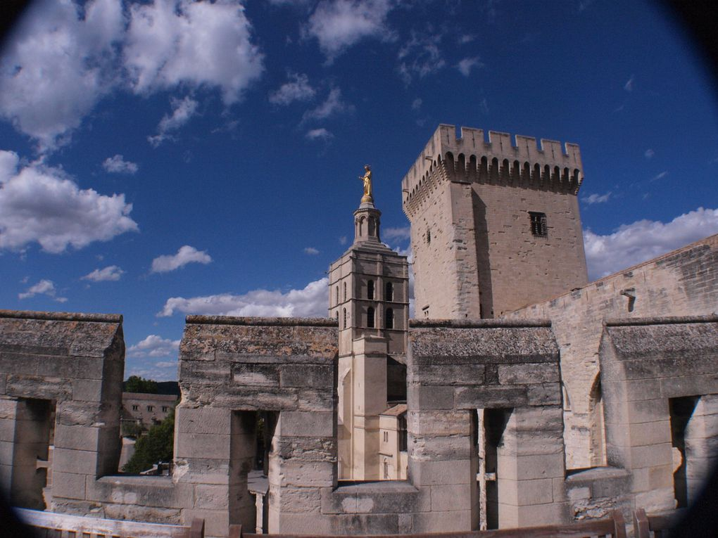 Escapade à Avignon...