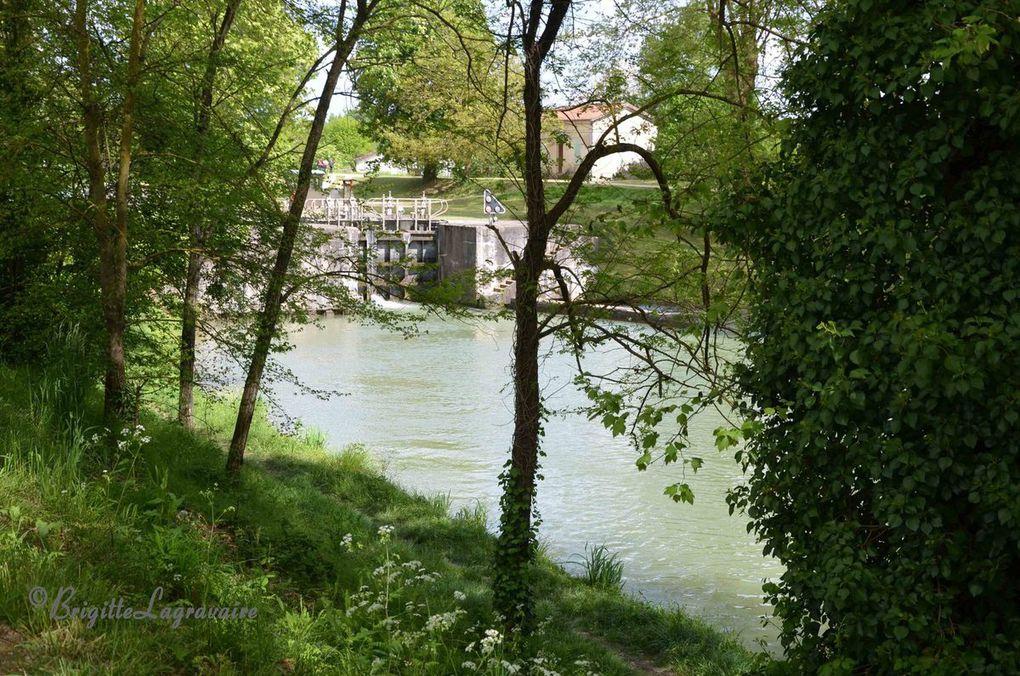 Un petit tour autour du Pont-Canal
