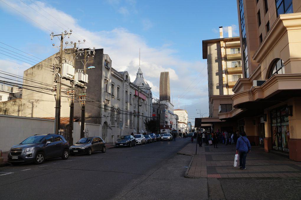 Über die Stadt Osorno