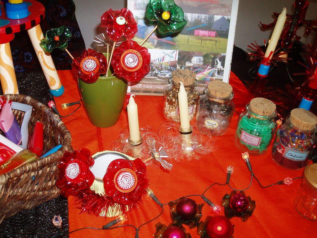 Marché de Noël de Crouy sur Ourcq