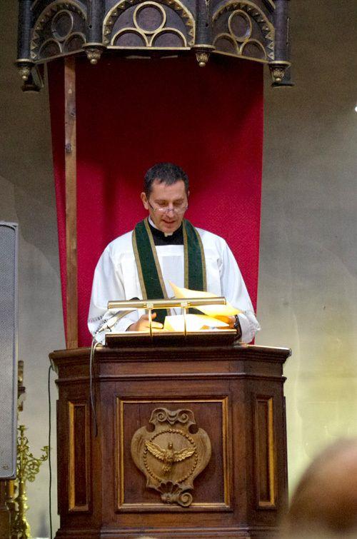 Prédication de l'abbé Lorta ce dimanche 16