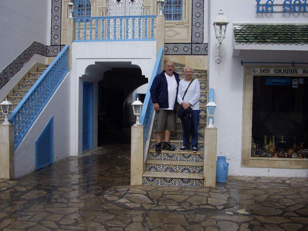 Notre voyage en Tunisie