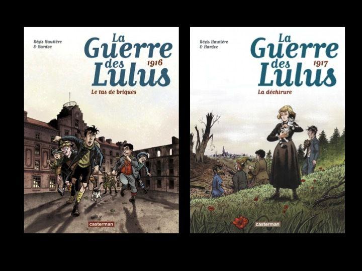 La guerre des Lulus – Régis Hautière &amp&#x3B; Hardoc