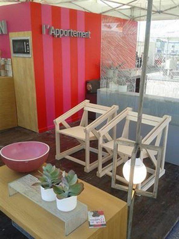 Bâtir au Féminin au Salon de l'Habitat d'Alès