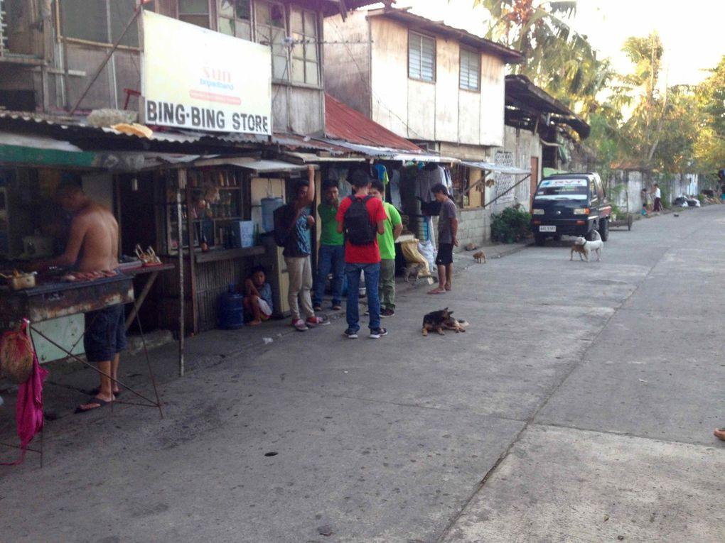 Sur l'île de Panay