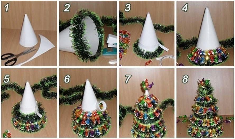 comment faire un sapin de noel tuto facile a faire DIY CHRISTMAS TUTO