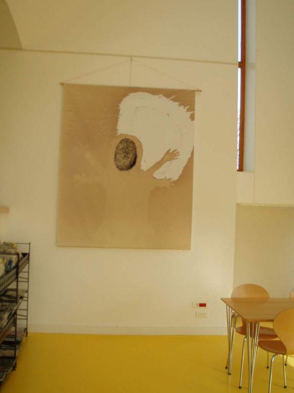 Exposition à Villers-Cotterêts 2008 : vues d'ensemble.