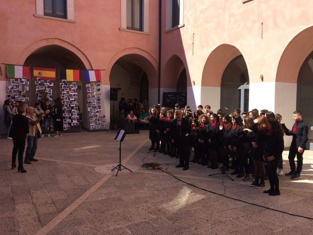 Congrès Italie Cibus et Salus