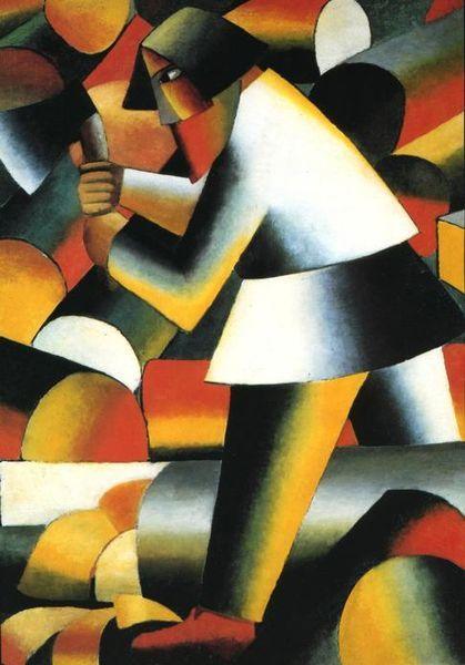Kazimir Malevitch et le suprématisme.  Par Anne-Maya Guérin, historienne de l'art.
