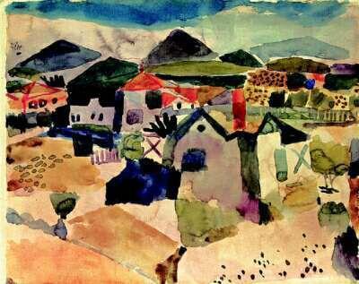 Paul Klee 1879-1940 Peintre, musicien, écrivain.