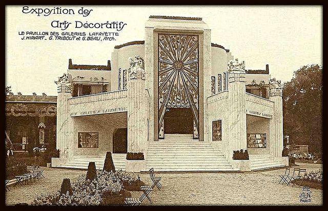 1925, l'exposition internationale des arts décoratifs et industriels modernes. I