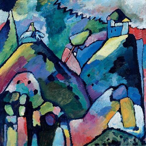 autoportrait de Chagall, Portrait de Morozov, Boeuf rayonniste Larionov, La guerre Gontcharova, costume du coq d'or Gontcharova, improvisation Kandinsky ,air man  Popova ,Rozanova, relief Tatline