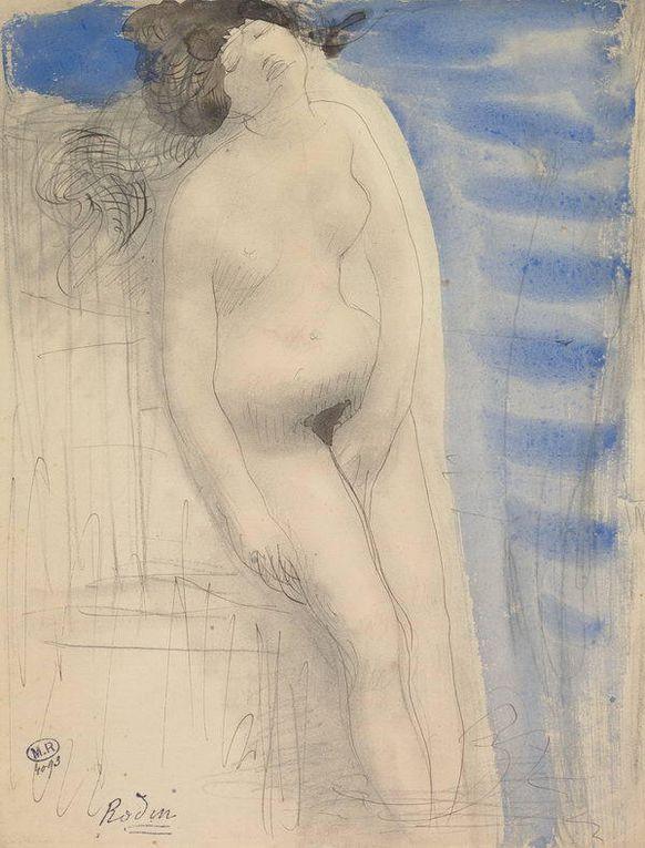 Clive belle et duncan grant par Vanessa Bell, nu descendant l'escalier Duchamp, Nu bleu à Biskra Matisse, Maurer,revue 291 de Stieglitz, dessin de Rodin group of young american artists