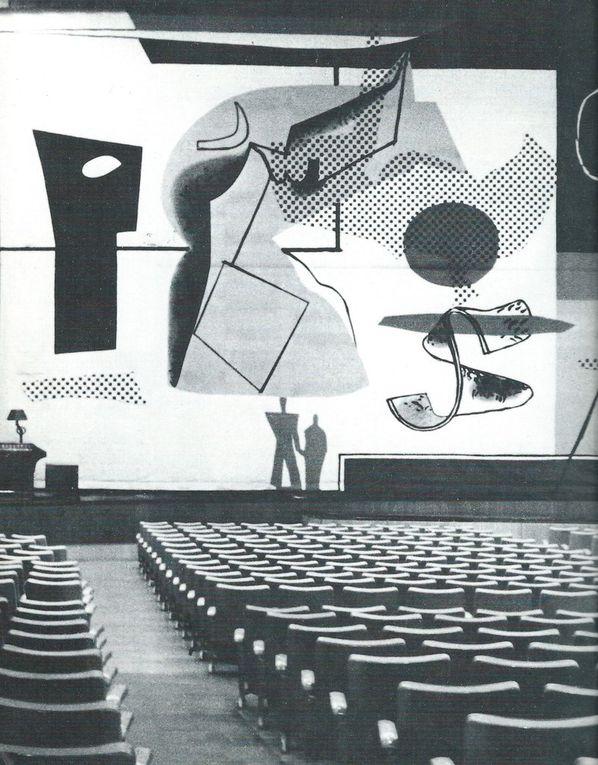La tapisserie moderne: Le Corbusier invente le &quot&#x3B;Muralnomad&quot&#x3B;
