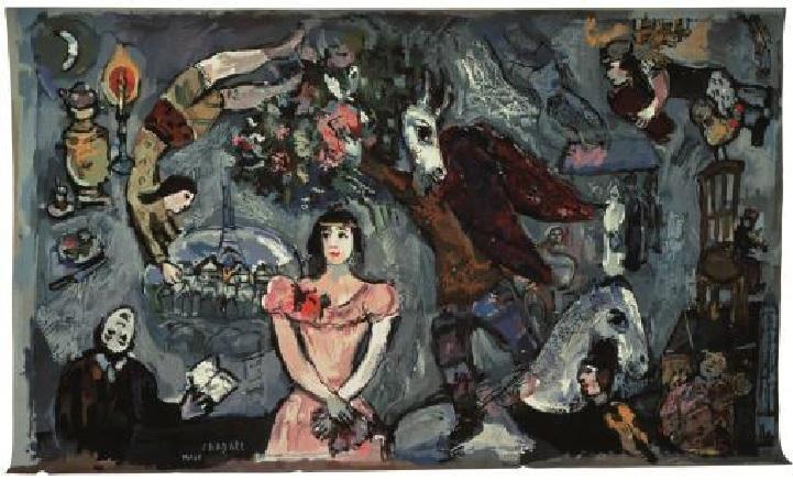 la tapisserie moderne : des lissiers d'exception, Yvette Cauquil-Prince