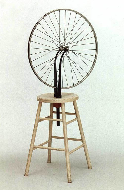 Marcel Duchamp, ready made