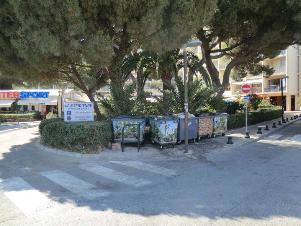L'espace public ce mal-aimé du Lavandou !