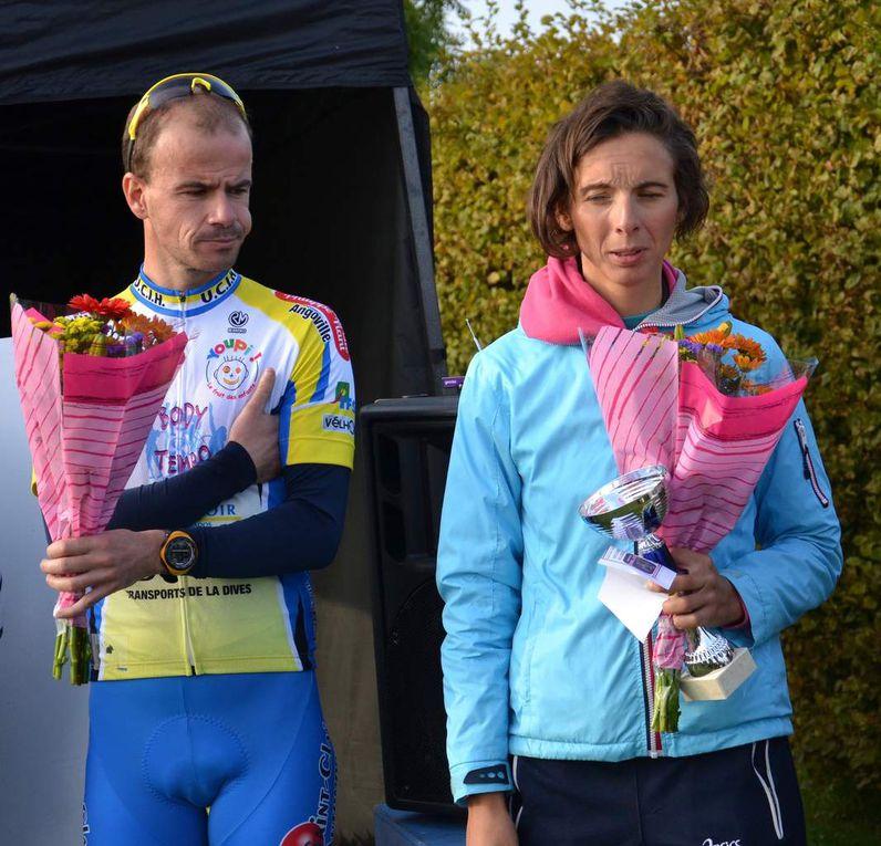 Photos du podium de la gentlemen de Brouay