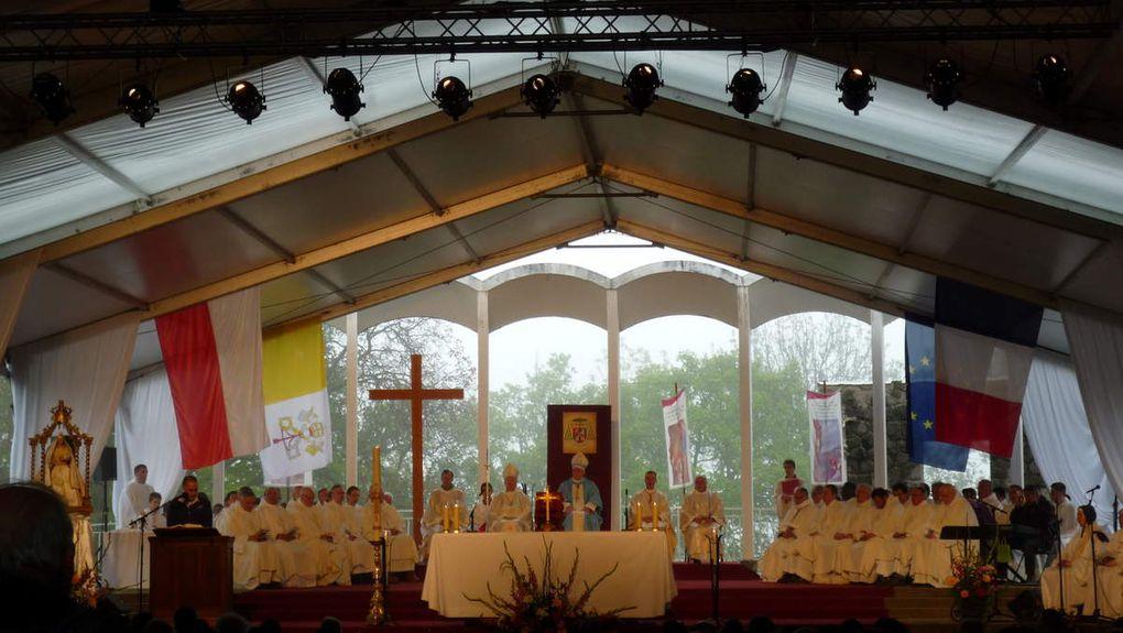Pèlerinage à Notre Dame du Laus