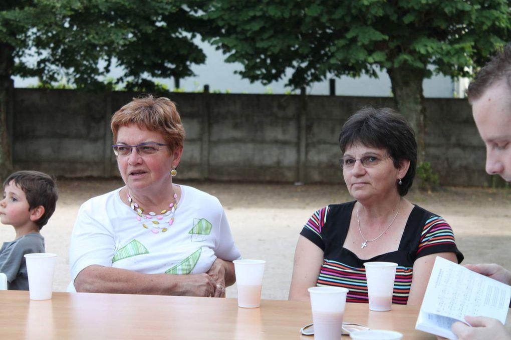Pique-nique du 27 juin 2012 à Lailly