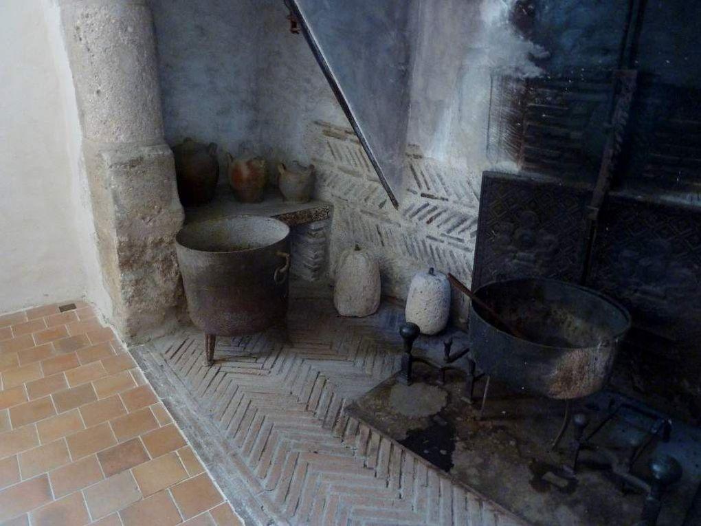 2012-05-13 Rando à Talcy et visite du château