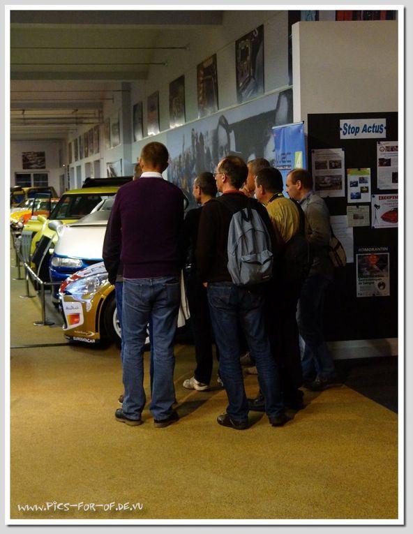 2014-10-26 Resto à Romo et visite du musée de Sologne