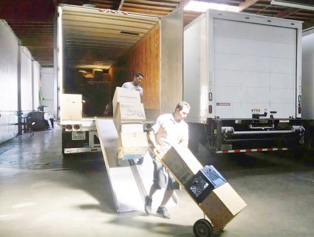 Local and Nationwide Interstate Movers Facility