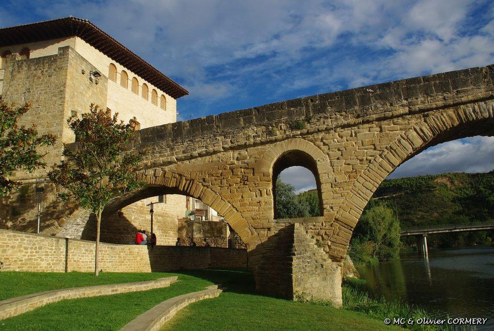Puente la Reina, Pamplune et retour par les Pyrénées...