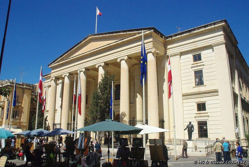 Découverte du Centre Historique de La Valette