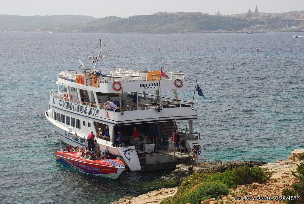 Croisière de Sliema vers Gozo et Comino
