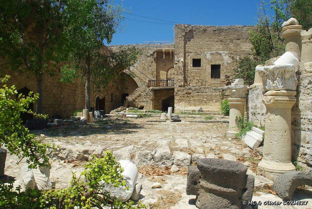 Château de Kyrenia (zone occupée)