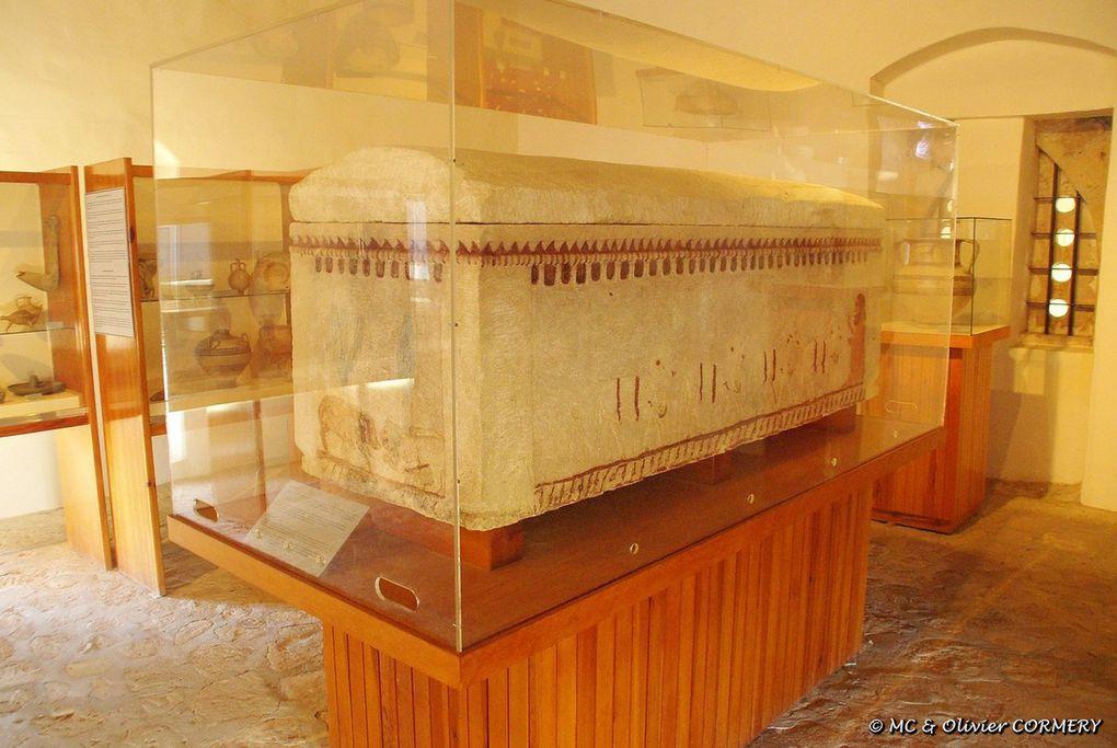 Sanctuaire d'Aphrodite à Kouklia