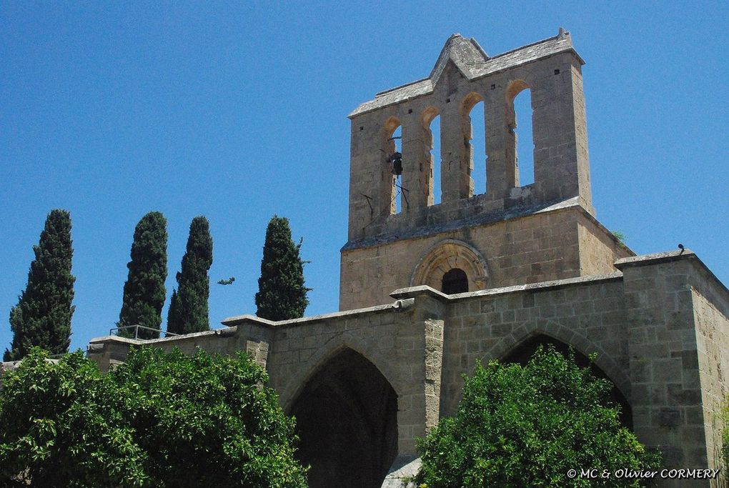 Monastère de Bellapais (zone occupée)
