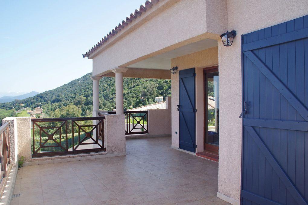 Maison à Coti & Baie de Propriano