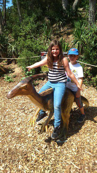Sortie à Dino's Park
